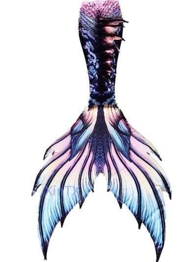 2018! NEUE Kinder Erwachsene Meerjungfrau Schwanz mit monofin Swimmable Filpper Kostüm für Frauen Cosplay Kostüme Schwimmen Bademode Kostüme