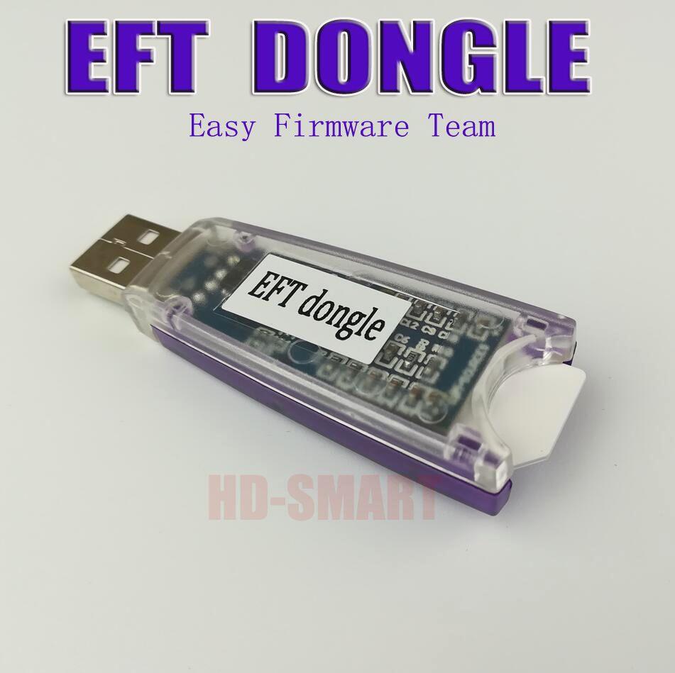 EFT Dongle Fácil Equipo de Firmware Dongle para protegido software para desbloquear, intermitente, y la reparación de los teléfonos inteligentes envío gratis