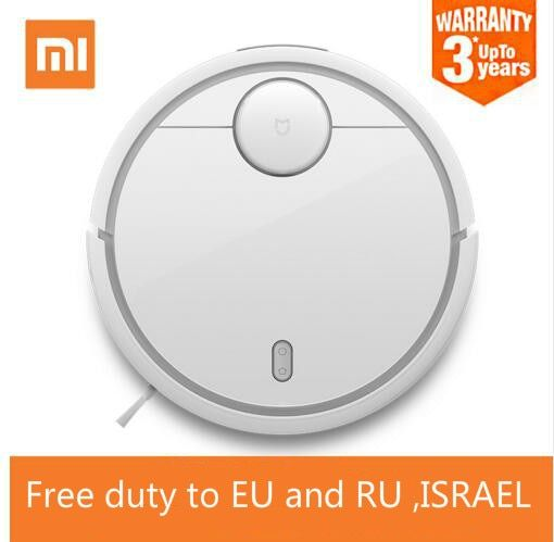 Original Xiaomi Mi Robotic Vacuum Cleaner Room for home ,wifi and APP, household vacuum cleaning machine(free tax to EU RU)