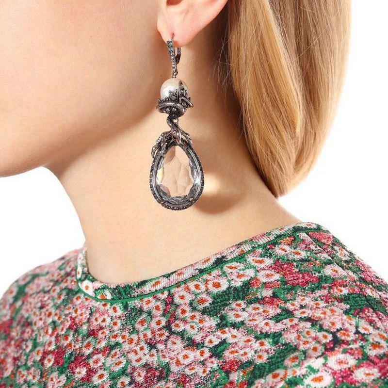 Amorita boutique  Fashion Circle pendant design earrings