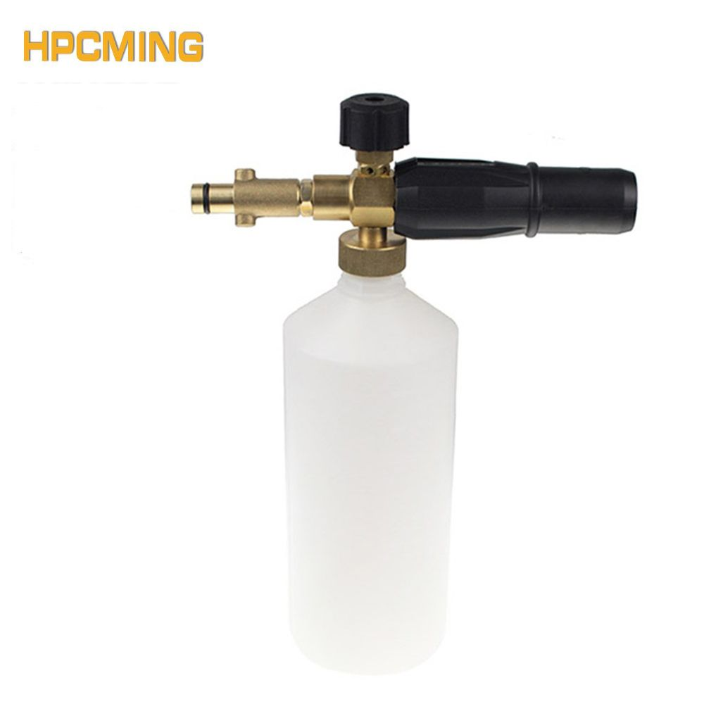 2018 Limited New Arrival Gs Generator Foam Nozzle High Pressure Gun For Nilfisk Or For Stihlep Washer Car (cw030)