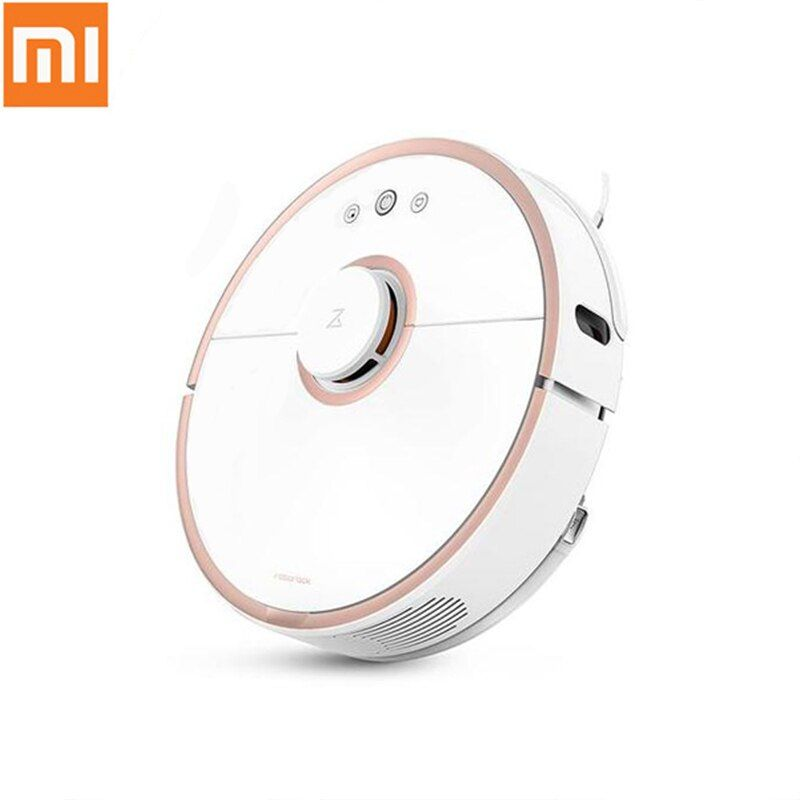 Original Xiaomi Vacuum Cleaner 1st/2nd Generation Mijia Smart Robot Cleaner App Wifi Remote Control for Home Cleaning Machine