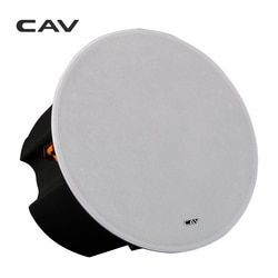 CAV HT-80 In-Ceiling Speaker 20W-100W 8 Inch Home Theater System Stereo Speakers Music Center Wall-Embedded Wireless Speakers