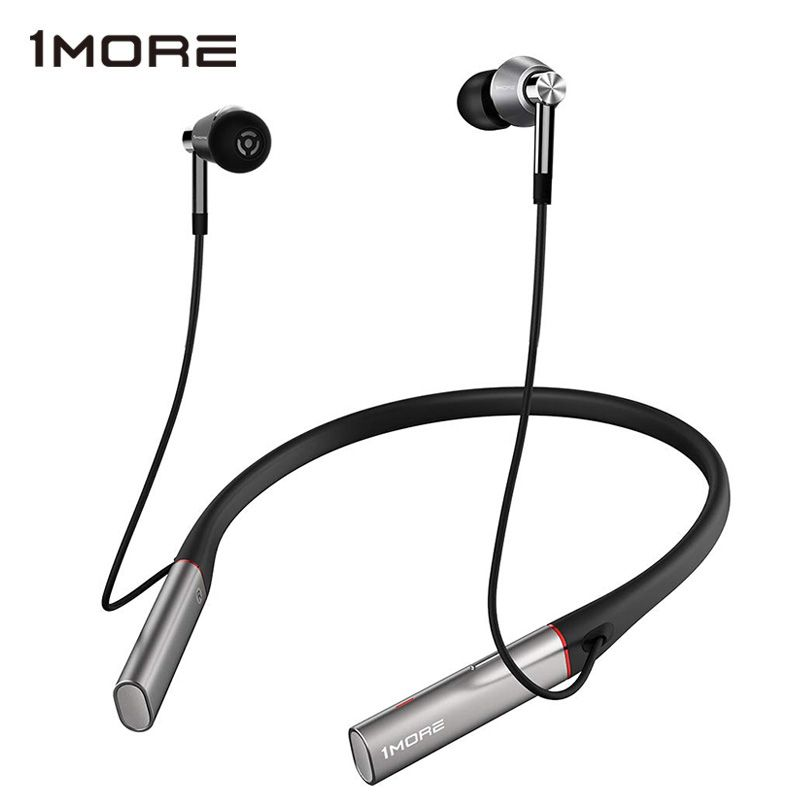 1MORE Triple Driver E1001BT in-Ear Bluetooth Earphones with Hi-Res LDAC Wireless Sound Quality, Environmental Noise Isolation