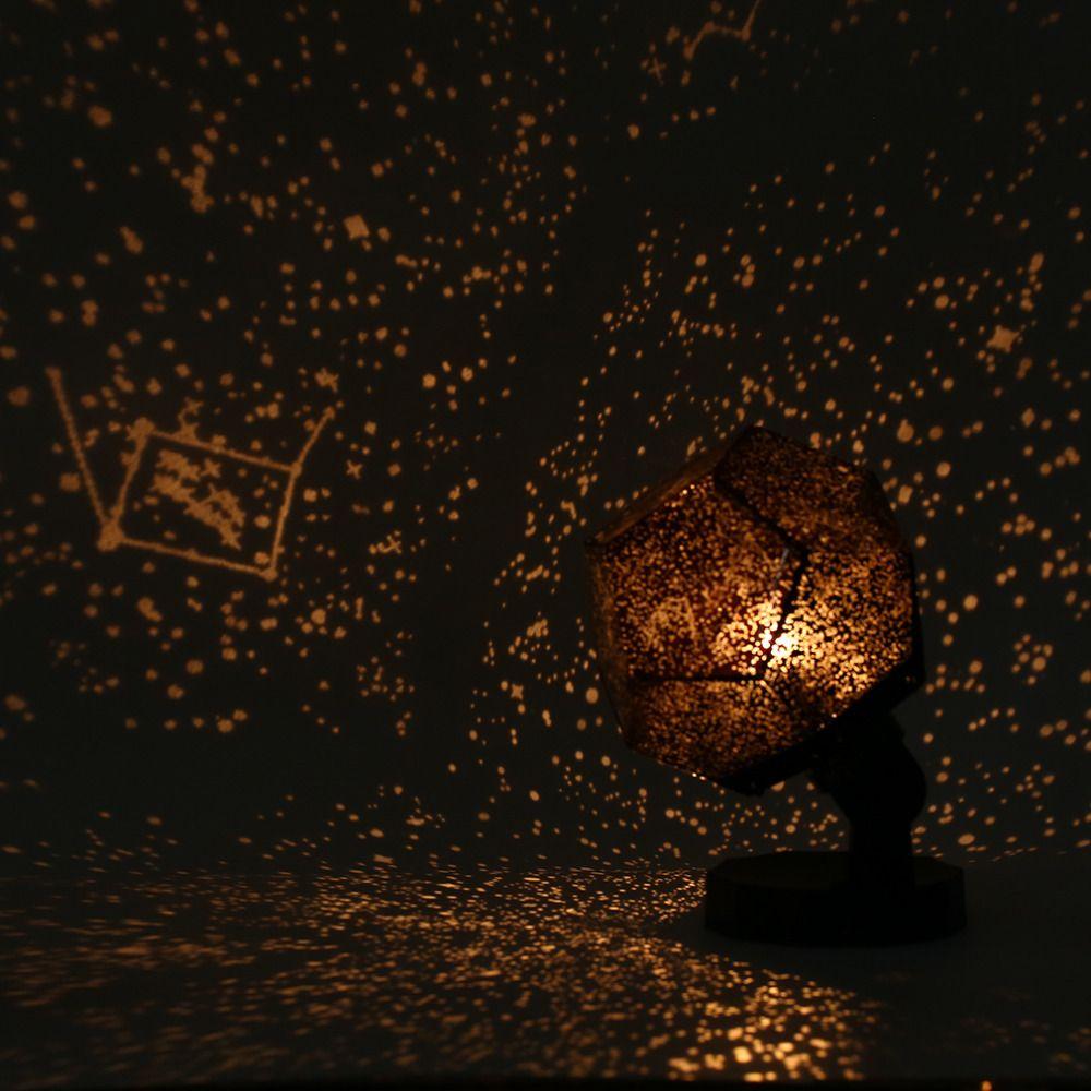 ICOCO Celestial Star Astro Sky Cosmos Night Light Projector Lamp Starry Bedroom Romantic Home Decor Drop Shipping Service
