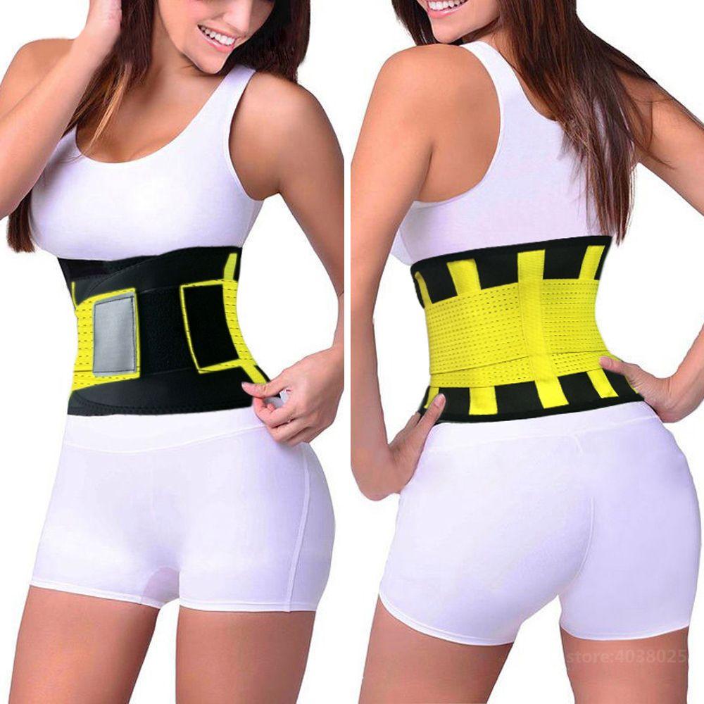 Neoprene Sports Waist Belt Magnetic Belt for Back Pain Orthopedic Posture Corrector Correction Brace Back Lumbar Support Belt