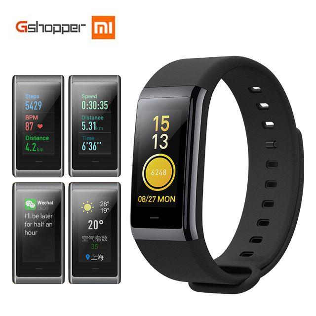 Huami AMAZFIT Bip Midong Smartband Bluetooth 4.1 Smart Band GPS Heart Rate Monitor 50m Swimming Waterproof 12 Days Battery Life