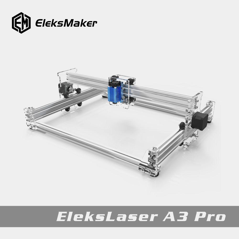 EleksMaker EleksLaser-A3 Pro Laser Gravur Maschine CNC Laser Drucker