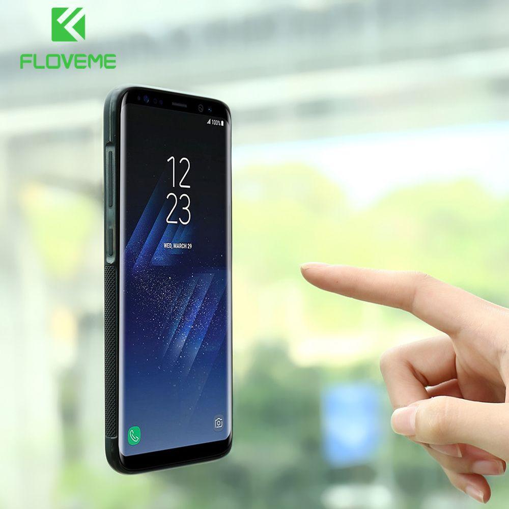 FLOVEME Anti Schwerkraft Telefonkasten für Samsung Galaxy S8 S8 Plus Soft Case Für Samsung S8 S8 Plus Abdeckung Handy Zubehör