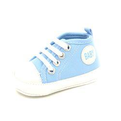 2018 Baru Musim Semi Bayi Pertama Walkers Newbor Bayi Laki-laki dan Perempuan Sepatu Kanvas Sepatu Infantil Lembut Bawah Anak Sepatu 8 Warna