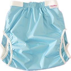 Envío libre FUUBUU2228-BLUE impermeable pantalones/pañal adulto/la incontinencia jadea/bolsillo