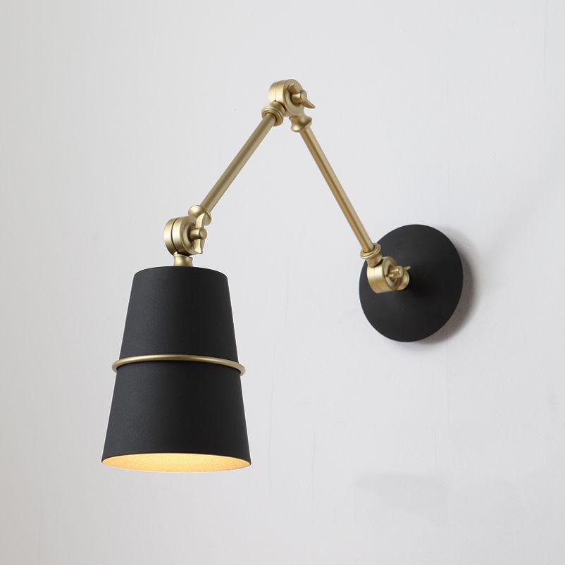 Loft minimalist creative personality creative restaurant study cafe art wall lamp aisle stair bedroom bedside office lamp