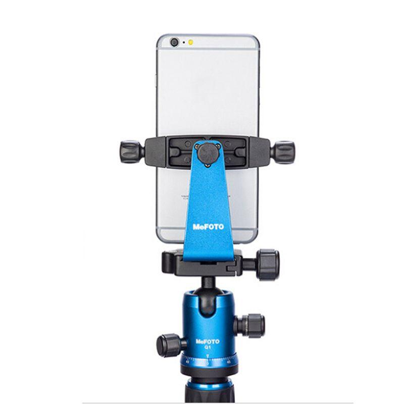 MeFOTO SideKick360 Plus MPH200 adaptateur pour SmartPhone support pour téléphone Mobile support léger pour Mini trépied livraison gratuite