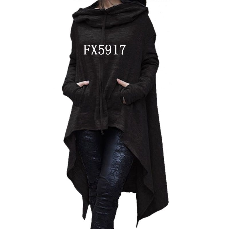 2018 New Fashion Tops Hoodies Women Kawaii Sweatshirt Femmes Casual Girls Funny Loose Autumn Comfortable