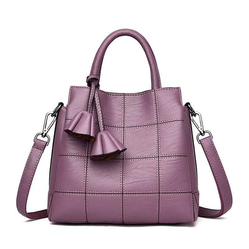 Damen handtaschen Europa und die Vereinigten Staaten mode 2018 neue schulter diagonal paket drei-schicht große-kapazität taschen