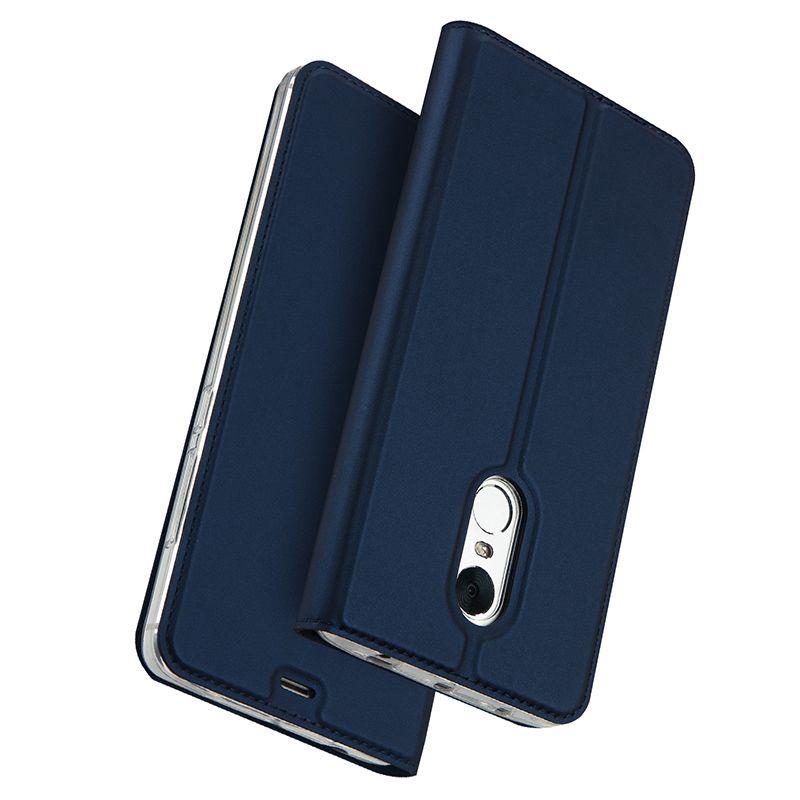 DUX DUCIS Flip Leather Case for Xiaomi Redmi Note 4X Case Redmi Note 4X Wallet Cover for Xiaomi Redmi Note 4 Global Version Capa