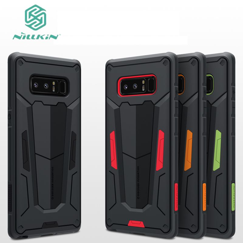 for Samsung galaxy Note 9 8 case Nillkin Defender 2 Luxury Note 9 TPU+PC Armor Phone Back Cover For Samsung Note 9 Note 8 Case