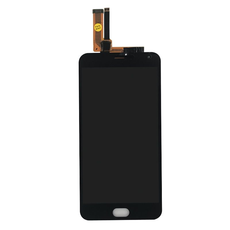 5.5'' LCD display assembled +TouchScreen Digitizer Glass Panel For Meizu M2 Note 1920x1080 Black