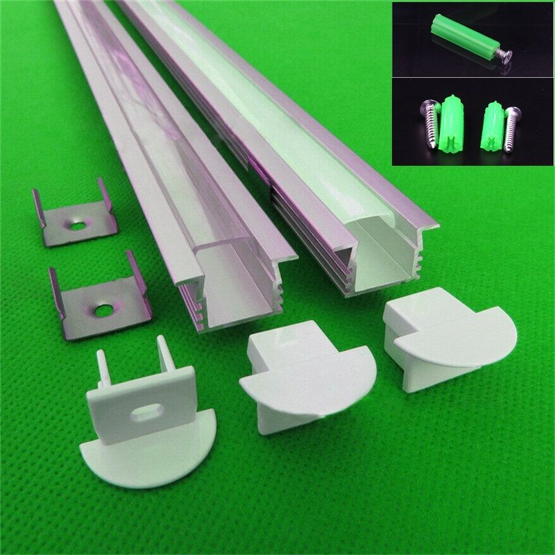 20-80m,10-40pcs of 2m,80inch/pc led aluminium profile for 11mm PCB board,embedded led channel for 5050 strip led bar light track