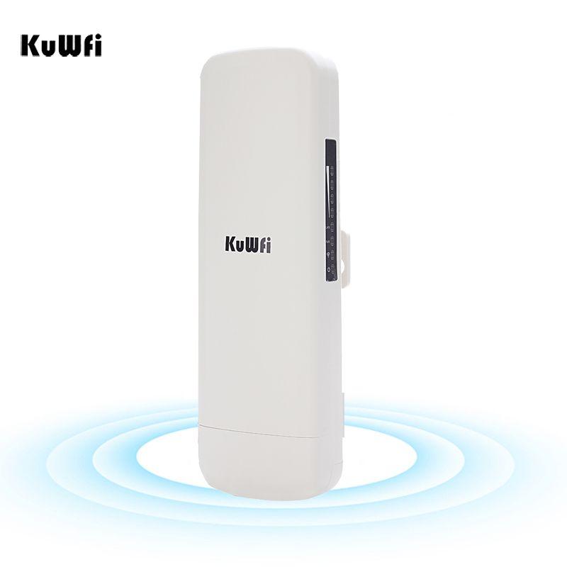 Pont sans fil de 3Km 2.4 GHz 300 Mbps Wifi routeur CPE répéteur Wifi Point d'accès d'extension Wifi pour l'affichage de LED de caméra sans fil