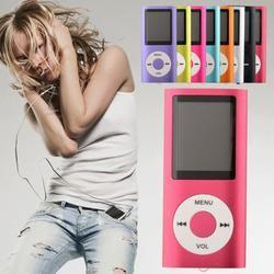 Mp4 Player 32Gb 8-colors 4th 1.8 screen MP4 video Radio music movie player SD/TF card Mp4 Player Dab Radio