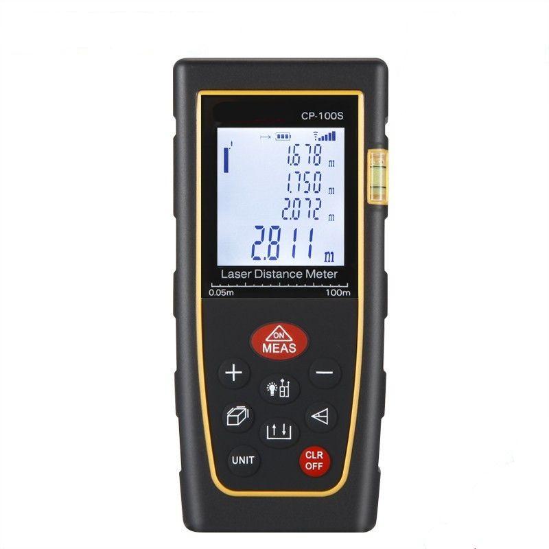 laser distance meter 40M 60M 80M 100M 120M 150M Laser rangefinder laser tape range finder measure metro tape digital laser meter