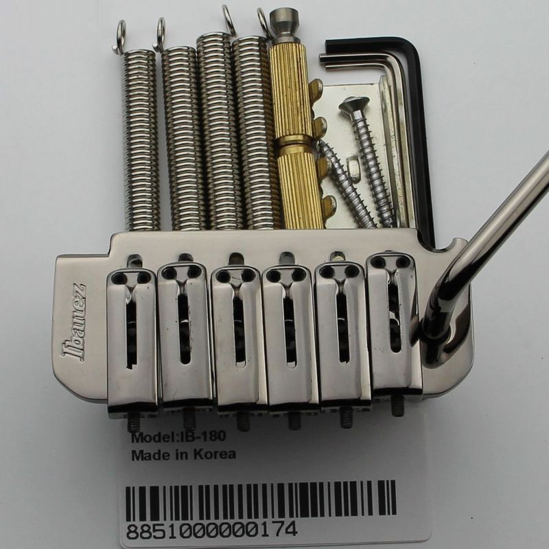 High Quality IB Electric Guitar Tremolo System Double Swing Bridge