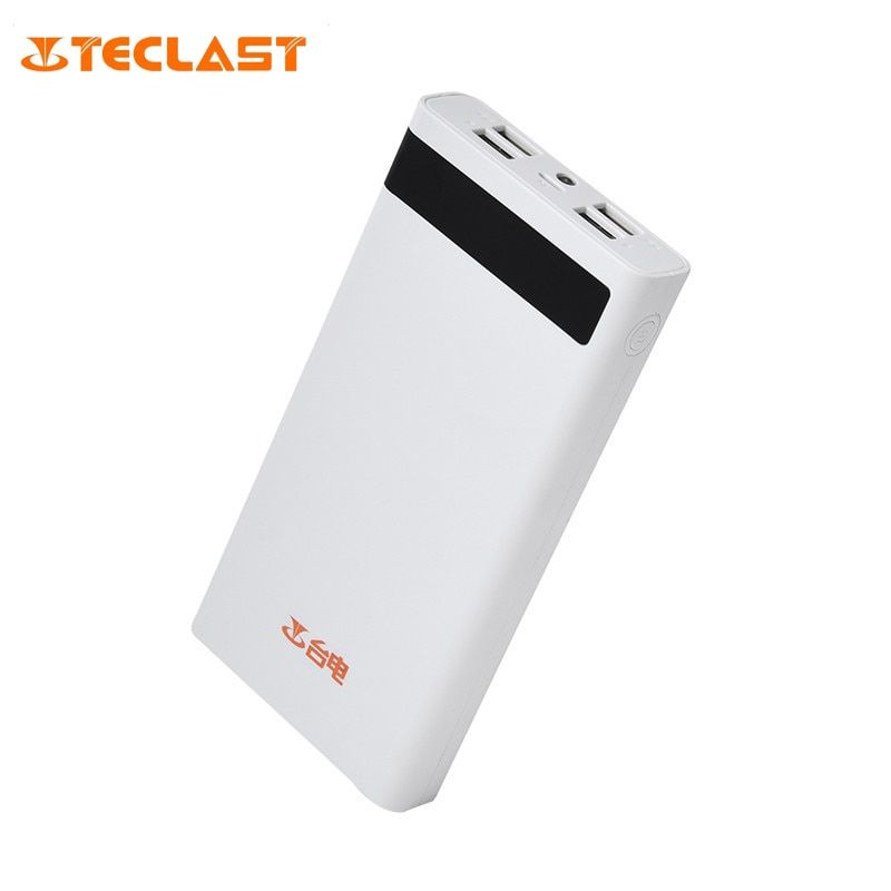 Teclast T200-CE 20000 mAh Externe Power Batteries 4 Sortie 8 Pin Micro USB Portable Externe Poverbank pour iPhone Samsung Xiaomi