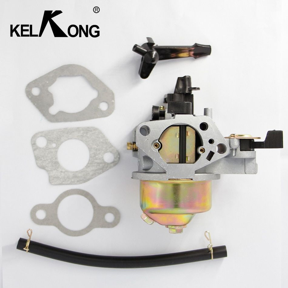 KELKONG Carburetor for HONDA GX240 GX270 Carburador Carb W/Gasket Replace 16100-ZE2-W71 1616100-ZH9-820 Lawn Mower Engine