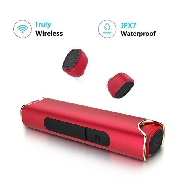 Mini Bluetooth Casque Écouteur Bluetooth 4.2 Écouteur Étanche IPX7 Mini TWS Écouteurs Pour Xiaomi sony xaomi Mobile Téléphone