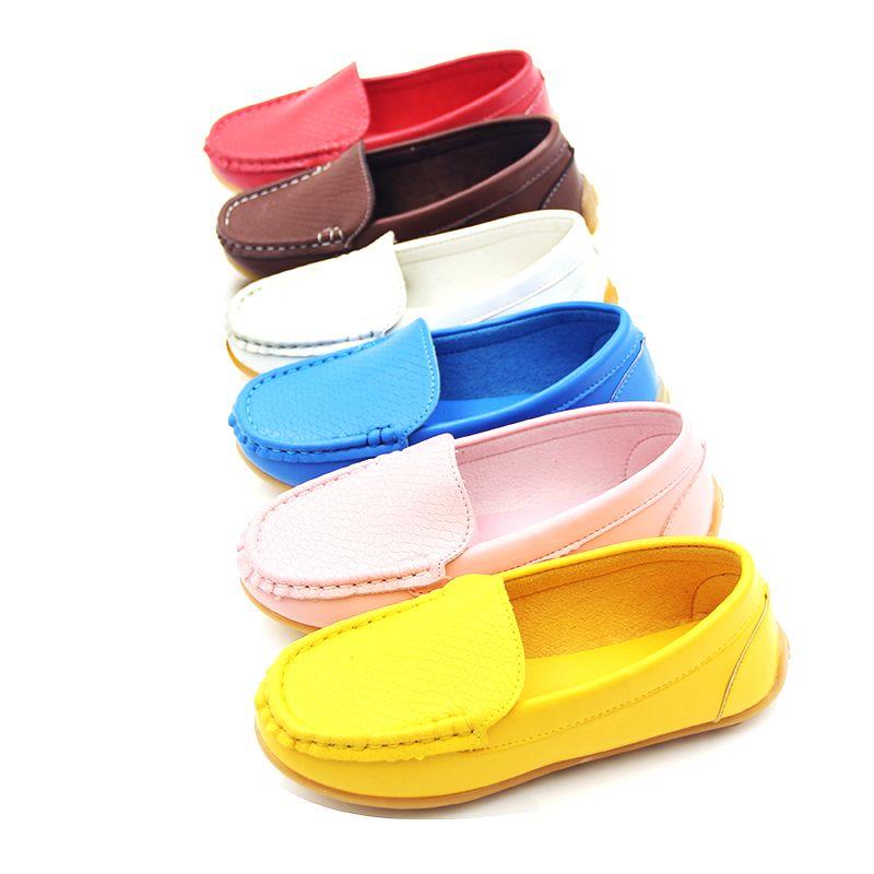 2019 nouveau été automne enfants chaussures classique mignon chaussures pour enfants filles garçons chaussures unisexe mode baskets taille 21-36