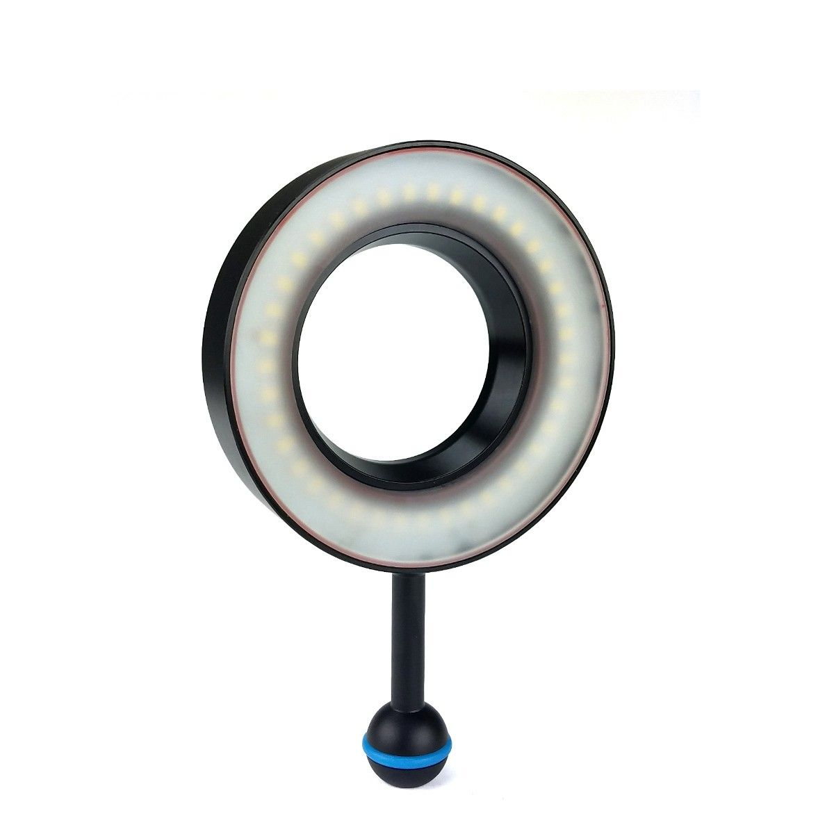 SL-108 Underwater Diving Macro Ring Flash Light Fill Lighting For Sony A7 II A7R II Fujifilm X100F Waterproof Housing Case