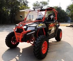 Spider Shaped  UTV Beach Buggy Model AOS400 (Actual displacement 359.1cc)