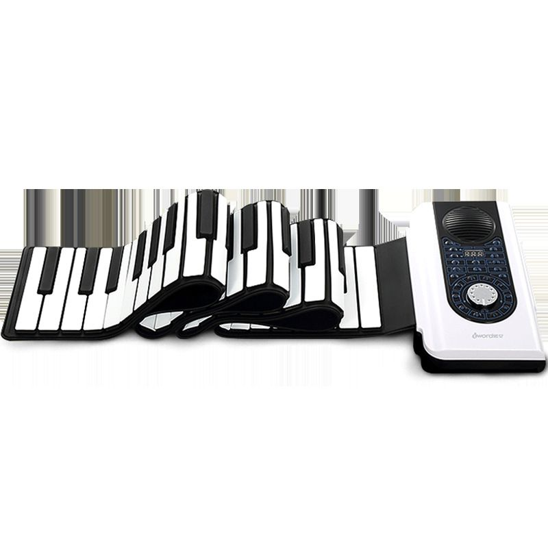 new Usb connection PC 88 Key Professional Edition Piano Portable Beginners' Adult children Electronic Piano 140 kinds of sound