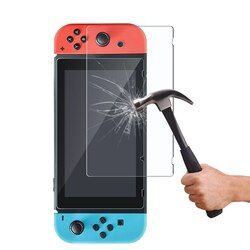 Écran En Verre clair Pour Nintend Commutateur Premium En Verre Trempé De Protection Film De Garde De Surface Pour Nintendo Commutateur Jeu Accessoire