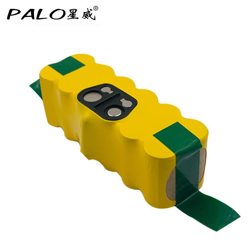 PALO 14.4V <font><b>3500mAh</b></font> Ni-MH Battery for iRobot Roomba 500 510 530 532 534 535 540 550 560 562 570 580 600 610 700 760 770 780 800