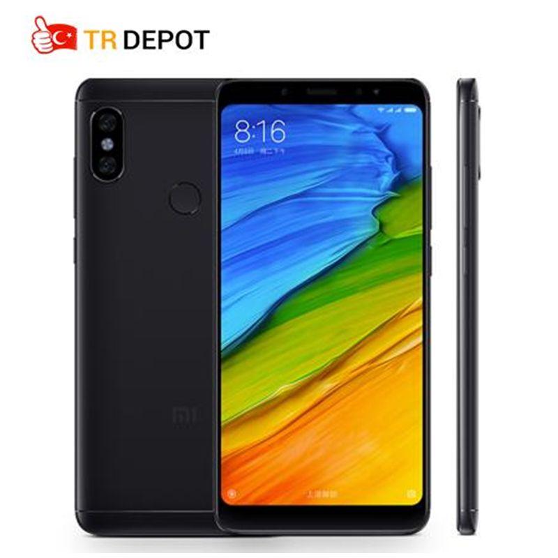 2018 Original Xiaomi Redmi Note 5 Pro Snapdragon 636 5.99