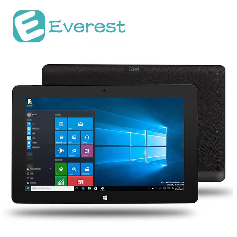 Jumper EZpad 4S Pro comprimés 10.6 pouce tablet pc windows tablet Cerise Sentier X5 Z8350 ordinateur portable 4 GB/64 GB Bluetooth 4.0 portable