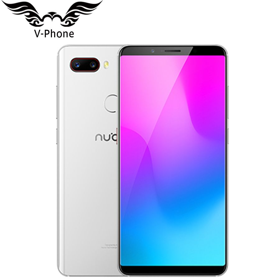 2018 New Original 6GB 64GB ZTE Nubia Z18 mini Mobile phone 5.7