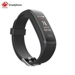 Elephone Mgcool Band 5 Smart Gelang Gelang Heart Rate Monitor Sport Kebugaran Tracker Smart Band untuk IOS/Android