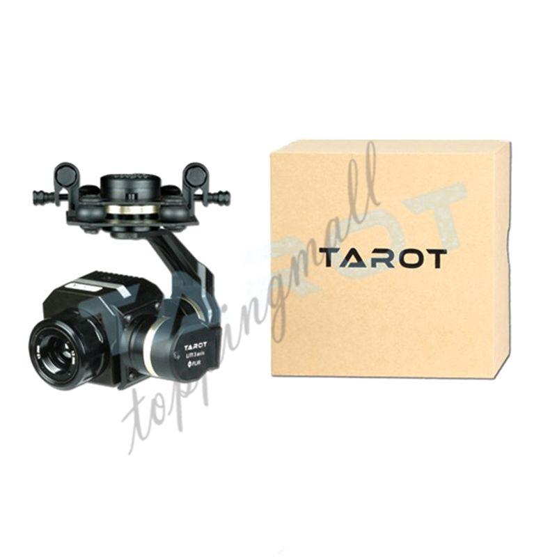 Tarot Metal 3 Axis Gimbal Efficient FLIR Thermal Imaging Camera CNC Gimbal TL03FLIR for Flir VUE PRO 320 640PRO 50% OFF