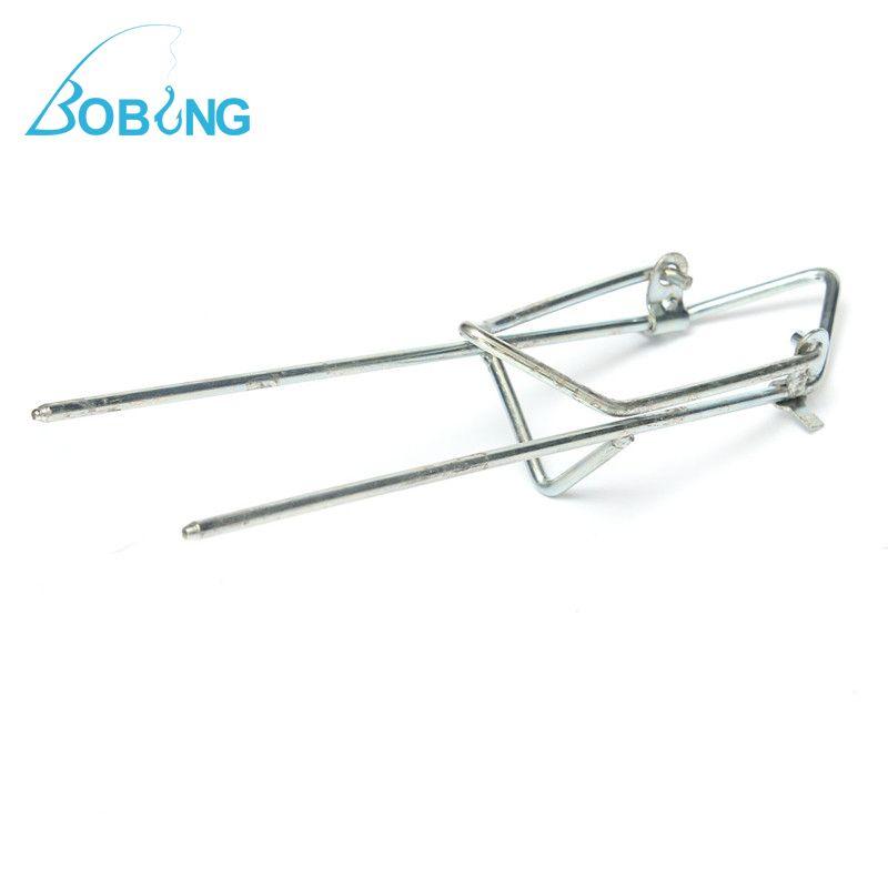 Bobing Heißer verkauf Neue Praktische Angelzubehör Verstellbare Rod Pole Ständer Halter Angeln Werkzeug