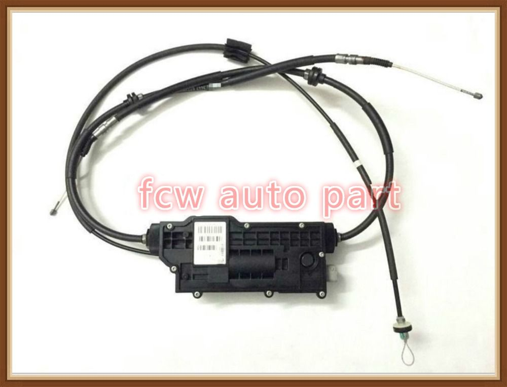 Parking Brake Actuator With Control Unit for BMW X5 E70 2007- 2013 X6 E71 E72 2008 - 2014 2009 2010 2011 2012 34436850289