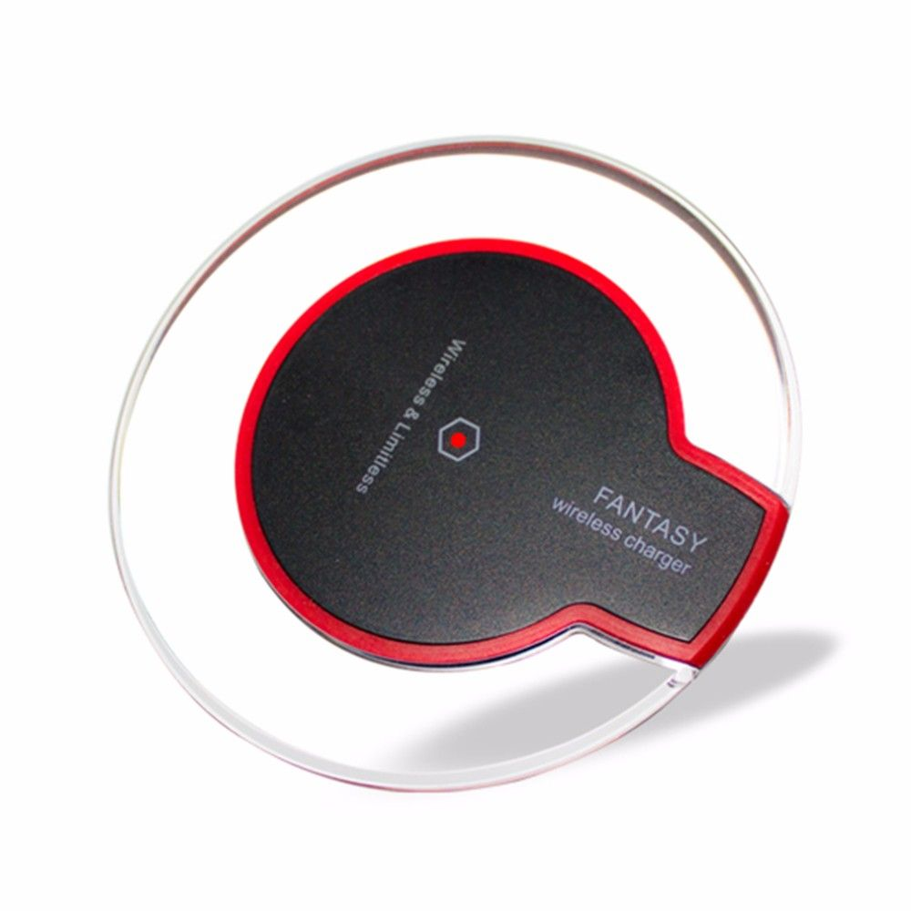 Universal Wireless Power Fast Charger Charging Pad Mat For Samsung S8 / S8 plus iphone8 7 xiaomi mi6