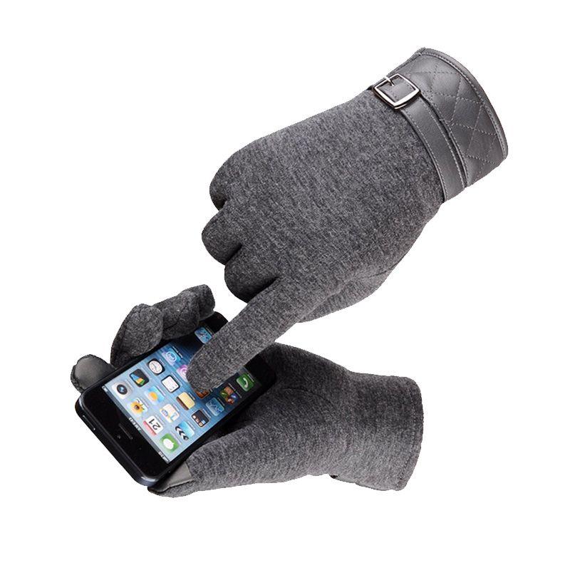 Dongzhen Motorcycle Gloves Touch Screen Winter Warm Waterproof Windproof Motocross Racing Gloves Full Finger Men Guantes Moto