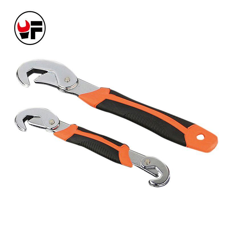 Clé universelle de 9-32mm clé à molette Kit de clés outils à main clés multifonctions couleur aléatoire D2001