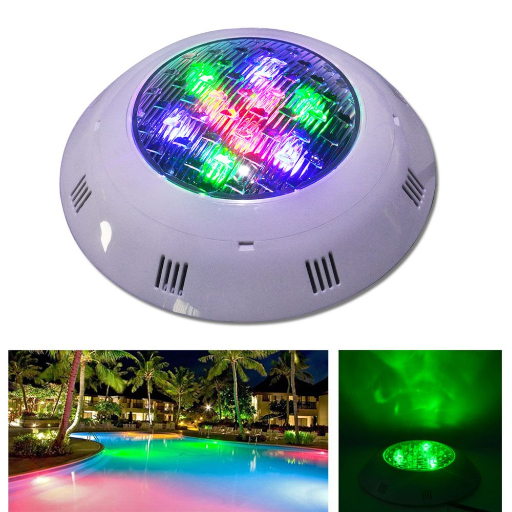 Jiawen 9W 12W Swimming LED Pool Lights Underwater Lamp Outdoor Lighting Pond lights led piscina Lamp DC12-24V