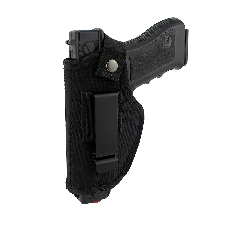Concealed Carry Holster Metal Clip IWB OWB Holster Waistband Airsoft Pistol Handguns Holster For Right Left Hand Draw