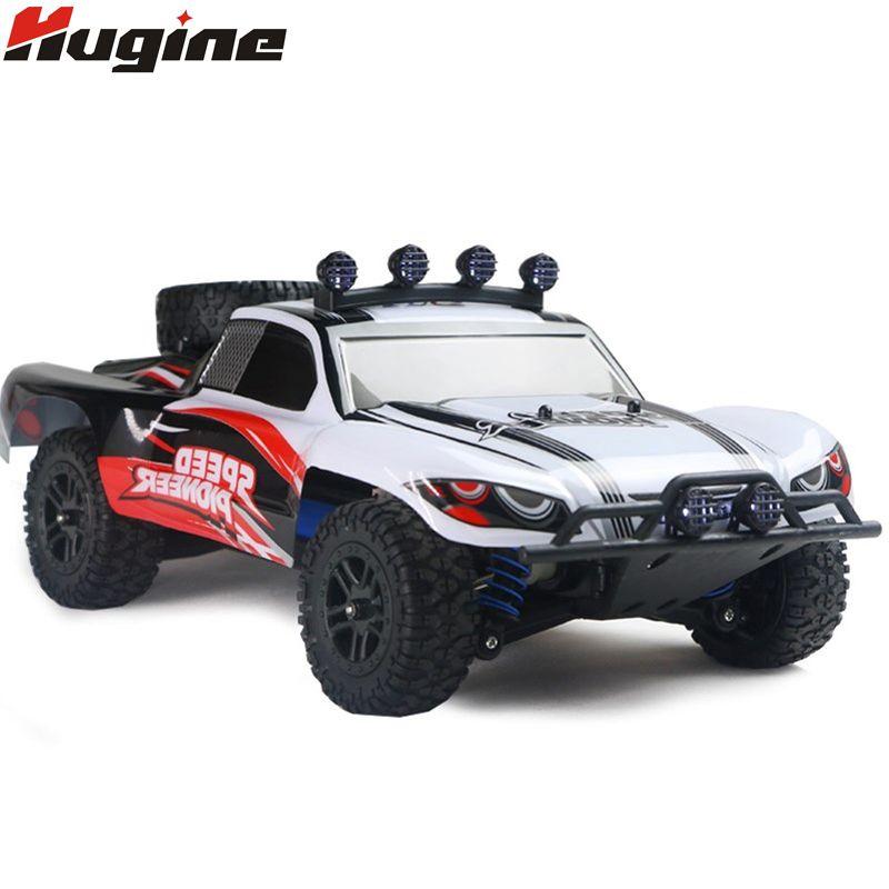 RC Auto 4WD 45 km/h Volle Anteil Hoher Geschwindigkeit Drift 2,4G Monster Truck Fernbedienung BigFoot Buggy Off- straße SUV Elektronische Spielzeug
