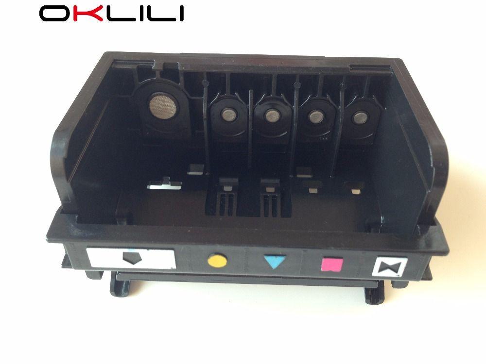 CB326-30002 CN642A 564 564XL 5-Slot Printhead Print head for HP 7510 7515 D5460 D7560 B8550 C5370 C5380 C6300 C6380 D5400 D7560